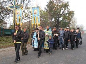 Храму в селе Старая Водолага – 335 лет! (1676 г. - 2011 г.)