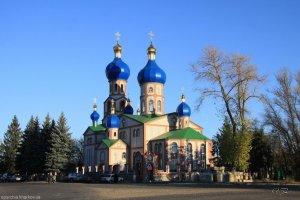 Освящен Свято-Казанский храм г. Первомайска