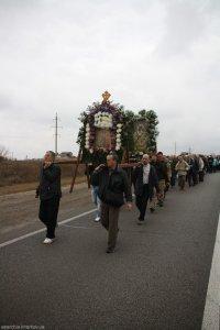 Вокруг Харькова прошел третий ежегодный крестный ход