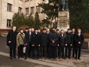 Харьковская Духовная Семинария приняла участие в конференции молодых ученых