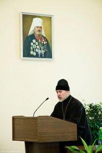 Доклад секретаря Харьковской епархии протоиерея Михаила Кита на годовом епархиальном собрании 27 декабря 2011 года