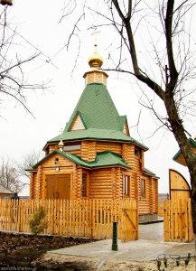 В селе Липчановка Изюмского района освящен храм