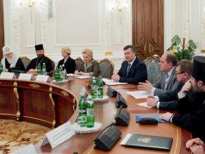 Всеукраинский Совет Церквей заявил онедостатках Закона озащите персональных данных