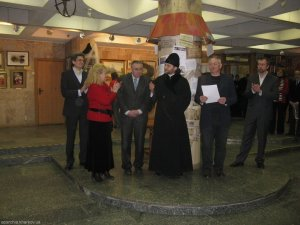 Выставка «Золотой век Харькова» включила экспозицию, подготовленную студентами духовной семинарии