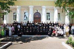 16 выпуск в Харьковской Духовной Семинарии