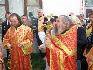 Храмове свято у Кегичівці