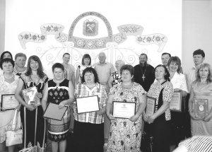 Церковними грамотами нагороджені викладачі «Православної культури Слобожанщини»