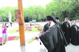 в молитовному єднанні   У День пам'яті жертв Великої Вітчизняної війни