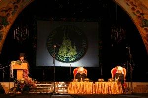Год 2007  15-летие Харьковского Архиерейского собора