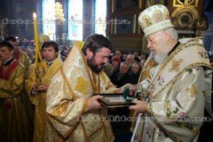 Год 2010 Визит Блаженнейшего Первоиерарха стал средоточием юбилейных торжеств