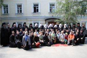 Год 2010 18-летие Харьковского Архиерейского Собора