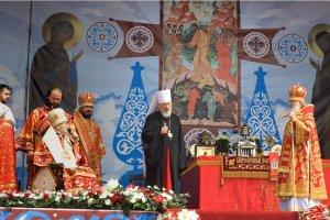 Год 2011 90-летний юбилей архипастыря Высокопреосвященнейшего   митрополита Харьковского и Богодуховского Никодима