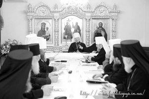 Решения Священного Синода УПЦ от 20 июля по Харьковской епархии