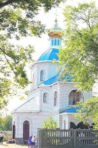 Освящен Свято-Покровский храм с.Руновщина Зачепиловского р‑на