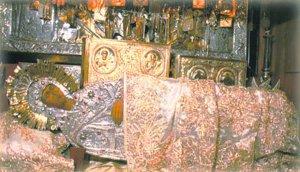 КИЕВ. К празднику Успения Пресвятой Богородицы вУкраину прибудет   Плащаница от Гроба Божией Матери, что в Иерусалиме