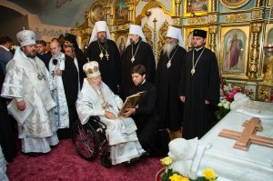Годовщина блаженной кончины митрополита Никодима