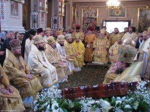 Архиепископ Онуфрий принял участие вюбилейных торжествах епископа Львовского и Галицкого ФиларетаАрхиепископ Онуфрий принял участие вюбилейных торжествах епископа Львовского и Галицкого Филарета