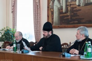 Состоялось собрание благочинных епархии и духовенства Харькова