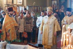 Две хиротонии в Успенском Соборе