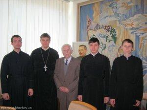 Студенты семинарии приняли участие вконференции, посвященной юбилею А.С.Макаренко