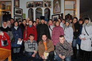 Представители православной молодежи Крыма побывали в гостях у своих харьковских друзей