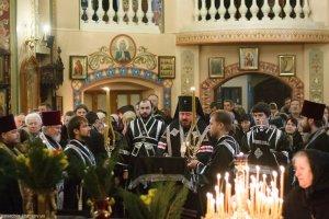 в храме Священномученика Александра г. Харькова