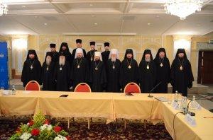 Управляющий Харьковской епархией принял участие в работе координационного комитета по приграничному сотрудничеству епархийРПЦ