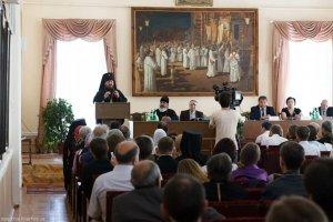 ІІІ Международная конференция «Возрождение духовности в современном мире: взаимодействие Церкви иобразования»