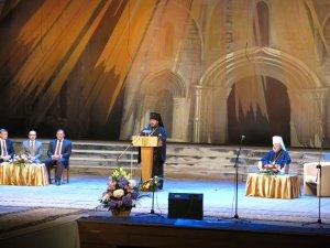 Торжественная Академия, посвященная 1025-летию Крещения Киевской Руси и 20-летию прославления Слобожанских святых