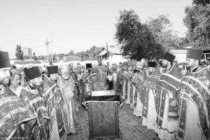 Праздник Святых Славных Всехвальных и Первоверховных апостолов Петра и Павла