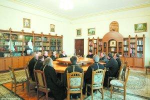 Состоялось собрание благочинных епархии