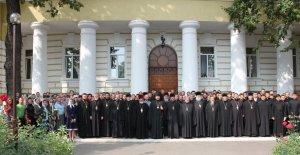 В духовной семинарии начался новый 2013/2014 учебный год