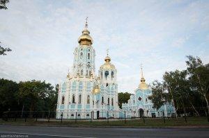 Освящен храм благоверной царицы Тамары города Харькова