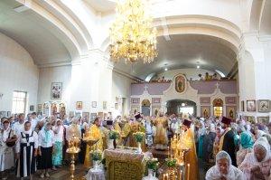В день памяти пророка Божия Илии архиепископ Онуфрий совершил освящение обновлённого храма в посёлке Высокий