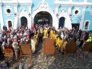 С Иисусовой молитвой вокруг Харькова
