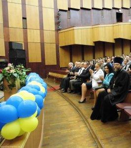 Викладач ХДС взяв участь в урочистому відкритті навчального року в інституті державного управління