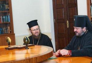 Иерарх Болгарской Православной Церкви посетил Харьковскую епархию