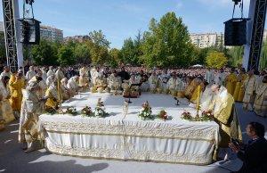 Состоялось общеправославное празднование 1700-летия Миланского эдикта