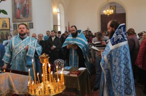 Покрова — стародавнє православне свято