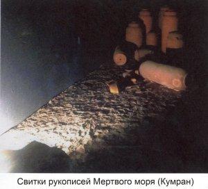 Кумран и Рукописи Мёртвого Моря