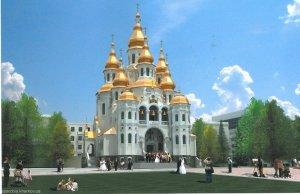 Секретарь Харьковской епархии прокомментировал ситуацию вокруг строительства храма Святых Жен-Мироносиц г. Харькова