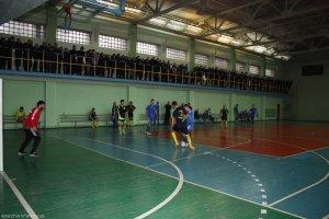 Відбулась футбольна гра команд духовної семінарії та університету внутрішніх справ