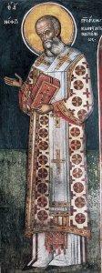 Из жизни святого Нифонта Цареградского