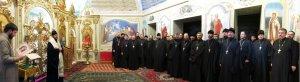 Награждение священников Харьковской епархии