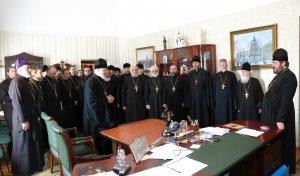 С наступающей Пасхой! Поздравление отсвященнослужителей епархии