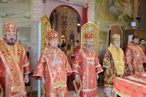 Митрополит Онуфрий принял участие в юбилейных торжествах в Симферопольской епархии
