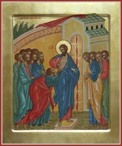 Фомино воскресение Похвала Воскресению