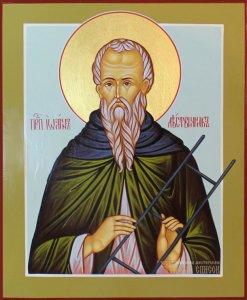 Преподобный Иоанн Лествичник