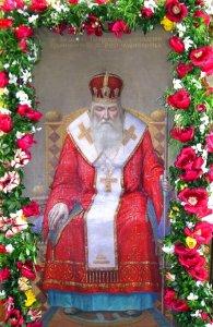 Святитель Афанасий, Патриарх Цареградский, Лубенский чудотворец