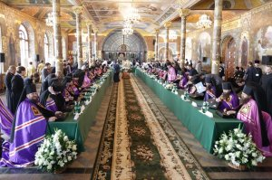 Украинская Православная Церковь избрала нового Предстоятеля – Митрополита Онуфрия